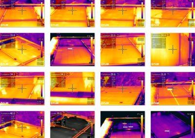 Termografia su Pannelli Fotovoltaici